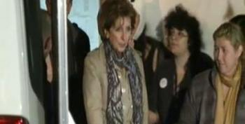 UC Davis Chancellor Linda Katehi's Walk Of Shame