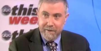 Krugman: 'Only Fools And Clowns' Believe Republican Ideology