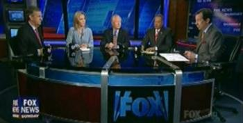 Fox News Sunday Panel Doesn't Think Much Of Newt Gingrich's Prospects To Win GOP Nomination