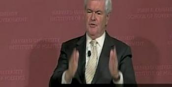 Newt Gingrich: Immigrants Could Bring Ebola Across The Border
