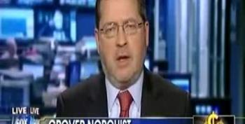 Norquist: GOP Won't Be 'Fooled' Into Raising Taxes