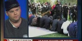 Ed Schultz Talks To Jesse LaGreca About The #OccupyDavis Protests