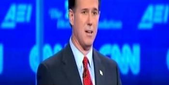 Santorum Says Africa Is A 'Country'