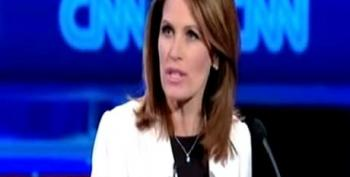 Bachmann May Have Leaked Classified Information During GOP Debate