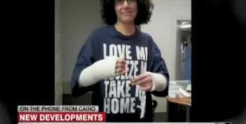 Mona Eltahawy Describes Her Assault In Egypt