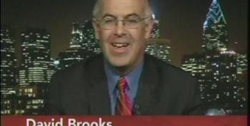 PBS' Shields And Brooks Make O'Donnell's Point On The Media Refusing To Use The Word Lie For Romney Campaign Ad