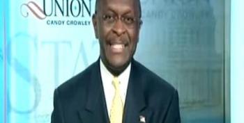 Cain Says TSA Profiling Isn't Like 'Driving While Black'