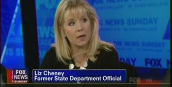 Liz Cheney Accuses Obama Of Being Willing To Let The Economy Slide For Political Benefit