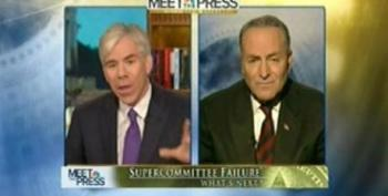 David Gregory Compares Pressure Put On Democrats From The AARP To Norquist's No Tax Pledge