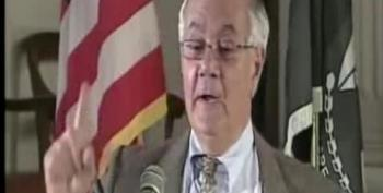 Frank Slams Gingrich: 'I Will Neither Be A Lobbyist, Nor A Historian'