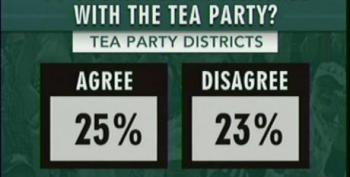 PBS Newshour Reports On The Declining Popularity Of The 'Tea Party'