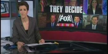 Rachel Maddow Asks Who Is Winning The Murdoch Primary?