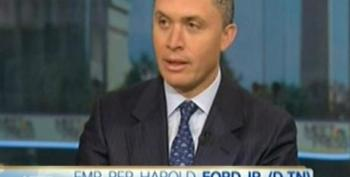 Harold Ford Jr. Calls Newt Gingrich A 'Serious Thinker'