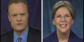 Elizabeth Warren Takes The Lead In Massachusetts Senate Race