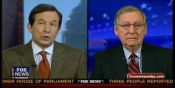 Fox News Sunday: Mitch McConnell Admits CFPB Hostage-Taking