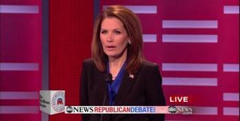 Michele Bachmann's Mashup: Newt Romney