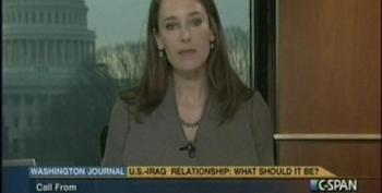 C-SPAN Caller Wants To Know Why Iraqis Aren't Paying Us Back In Oil For Their Freedom