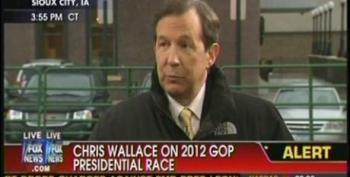 Chris Wallace: A Ron Paul Win Will Discredit The Iowa Caucuses