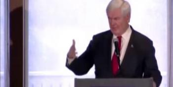 Gingrich: 'Post-Conception Birth Control' Should Be Illegal