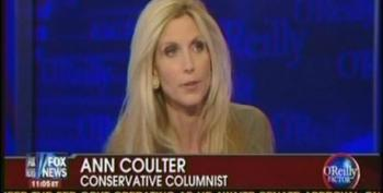 Coulter Calls Gingrich's Remarks On Supreme Court Judges 'Frightening' And Opening Conservatives Up To Ridicule