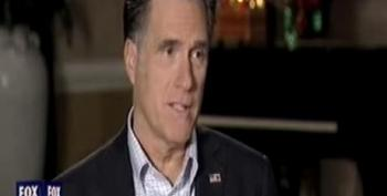 Romney Admits His Plan Would Only Cut $167 For Middle Class