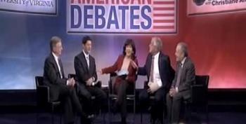 Barney Frank Schools George Will, Paul Ryan On Marijuana Legalization