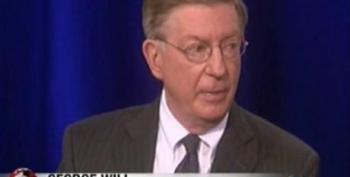 George Will Attacks The New Deal: 'It Didn't Work During The Depression'