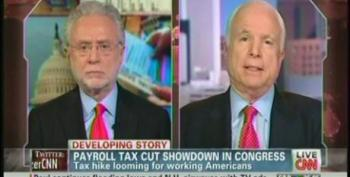 McCain: Payroll Tax Standoff Is Harming The Republican Party