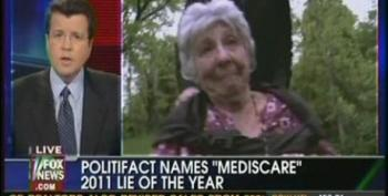 Cavuto Uses PolitiFact 'Lie Of The Year' To Lie About Ryan's Medicare Plan