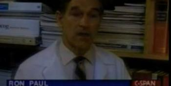 Ron Paul Touts The 'Educational' Value Of His Newsletters In 1995 C-SPAN Interview