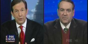 Mike Huckabee: Ron Paul Will Never Be President Because Of His Views On Foreign Policy