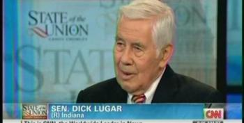 Dick Lugar: Tea Party Cost Republicans The Senate In 2010