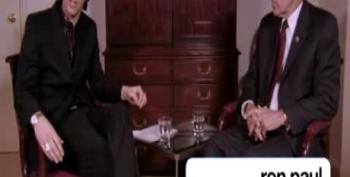 Ron Paul's Uncomfortable Gay Moment