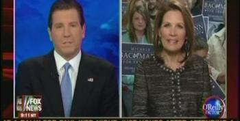 Three Term Congresswoman Michele Bachmann: 'I'm Not A Politician'