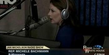 Bachmann: 'I Love' My AR-15 Assault Rifle