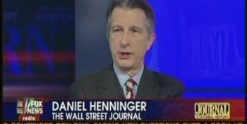 Fox's Henninger Claims Arab Spring Was Caused From The United States Disengaging Itself In The Middle East