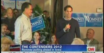 Craig Romney Brags About His Father's 'Determination' In Beating His Wife And New Mother In Family Triathlon