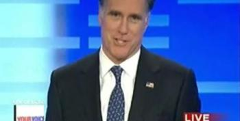 Mitt Romney Lies About Job Creation Record At Bain During ABC Debate