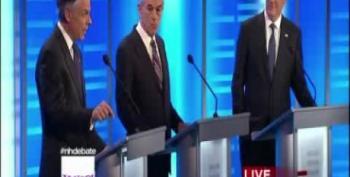 Jon Huntsman Tells Mitt Romney He's Clueless -- In Mandarin