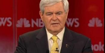 Mitt Romney And Newt Gingrich Tangle Over Super-PAC Ads