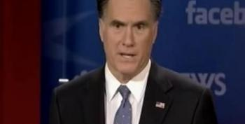 Romney: 'I Don't Discriminate... I Oppose Same Sex Marriage'