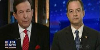 Chris Wallace Hits RNC Chair Priebus On Republicans Appearing To Protect The Wealthy