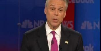 Jon Huntsman Boldly Snatches Defeat From The Jaws Of Victory