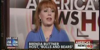 Fox's Brenda Buttner Calls Public Sector Government Job Losses 'A Positive'