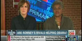 Mary Matalin Calls Republican Attacks On Mitt Romney 'Shameful'