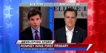 ABC:  Romney Flip-flops On Auto Bailout