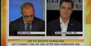 Mitt Romney's Out Of Touch Comments About Politics Of Envy