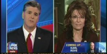 Sarah Palin Defends Rick Perry's Attacks On Mitt Romney