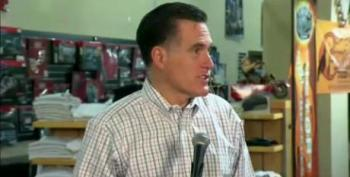 Romney: 'Anytime A Job Is Lost, It's A Tragedy'