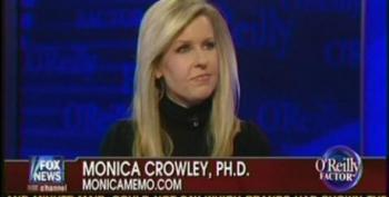 Some Favorite Monica Crowley Moments From C&L's Archives